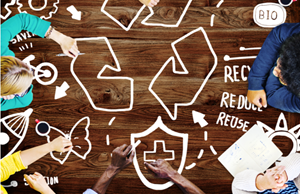 How to Recycle Website Content for Posting on Social Media