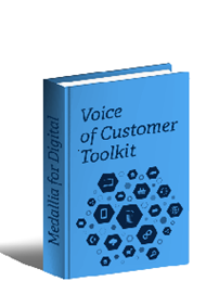 The 2018 Digital Voice of Customer Toolkit