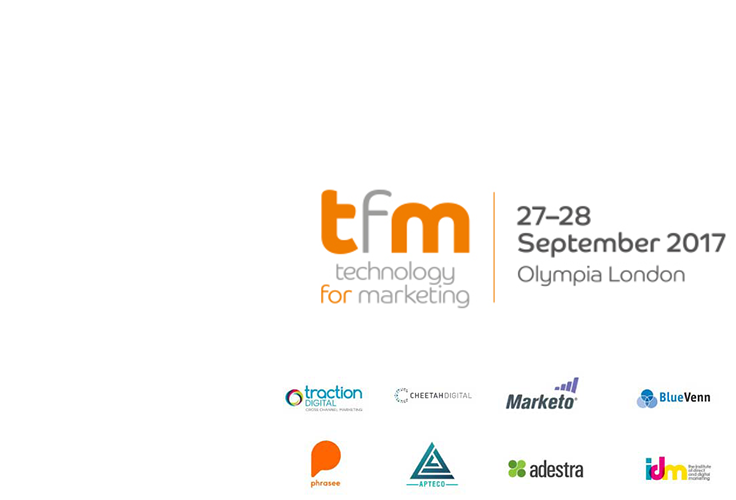Technology for Marketing - 27-28 September, Olympia London