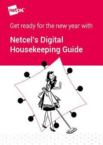 Is your site ready for 2017? Prepare for the new year with Netcel's Digital Housekeeping Guide.