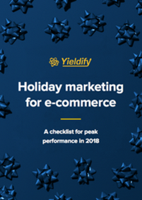 Holiday marketing for e-commerce checklist