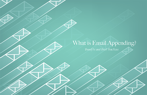 What is Email Appending?