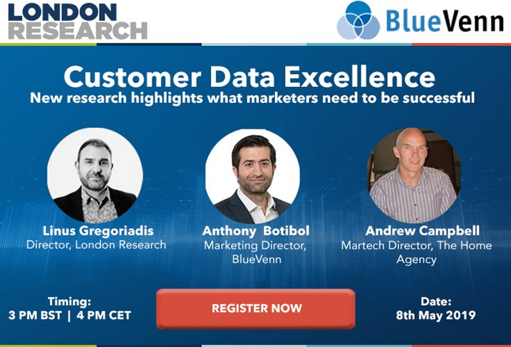 Customer Data Excellence: New research highlights what marketers need to be successful
