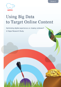 Using Big Data to Target Online Content