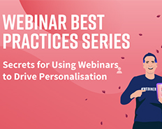 ON24 Secrets for Using Webinars to Drive Personalization APAC