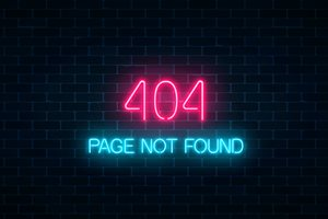 Best Practices For Brilliant 404 Pages