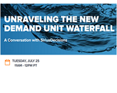 Webinar: Unraveling the New Demand Unit Waterfall