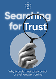 Searching For Trust