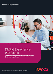The Inside Track: Digital Experience Platforms