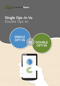 Single opt-in vs Double opt-in