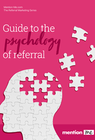 Guide to the Psychology of Referral