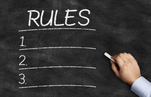The Three Rules of Marketing