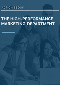 The High-Performance Marketing Department