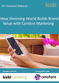 How Slimming World Builds Brand Value with Content Marketing