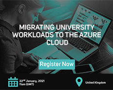 Webinar: Migrating University Workloads to the Azure Cloud