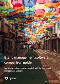 Brand Management Software Comparison Guide