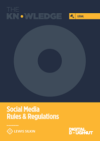 The Knowledge Guide to Social Media Rules & Regulations
