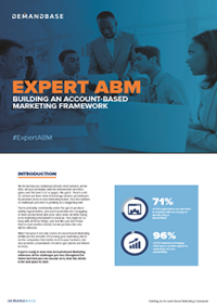 Expert ABM: The B2B Marketers Guide To Account-Based Marketing