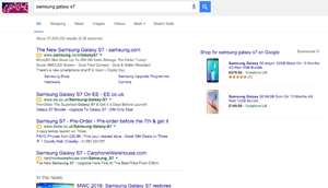 Google's New AdWords Ad Layout Analysed