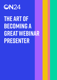 The Art of Becoming a Great Webinar Presenter