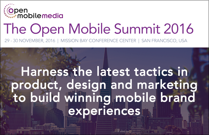 Open Mobile Summit 2016 - San Francisco