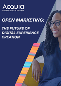 Open Marketing: The Future of Digital Experience Creation