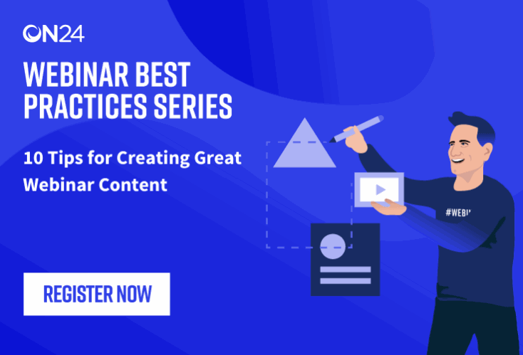 10 Tips for Creating Great Webinar Content EMEA