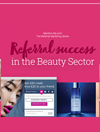 Referral success in the Beauty Sector