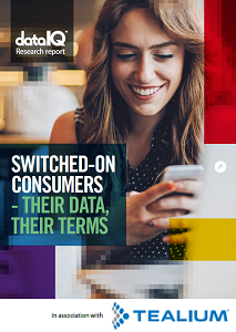 Switched-On Consumers: Their Data, Their Terms