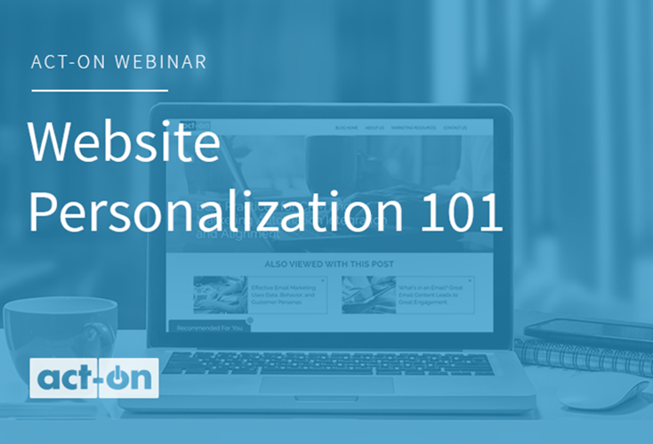 Website Personalization 101