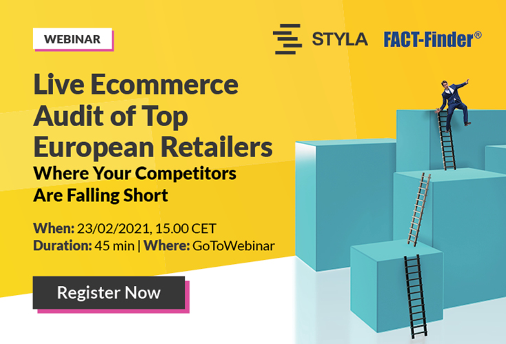 Live Ecommerce Audit of Top European Retailers: Where Your Competitors Are Falling Short