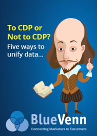 To CDP or Not to CDP? Five ways to unify disconnected data across the business