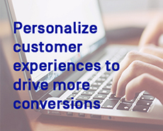 Webinar: Digital Personalisation & Machine Learning