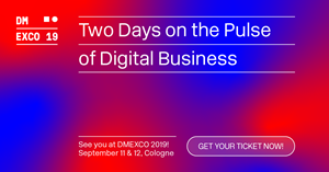 DMEXCO 2019: The Trust, Transparency & Tech Show