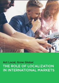 Act Local, Grow Global eBook