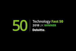 2018 Deloitte UK Technology Fast 50 Announced