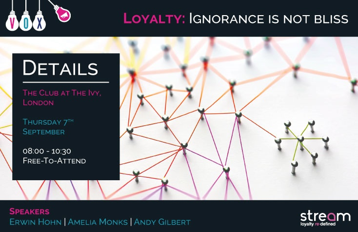 VOX - Loyalty: Ignorance is not bliss! - London