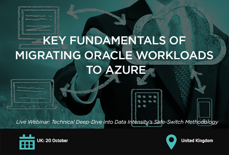 Webinar: Key Fundamentals of Migrating Oracle Workloads to Azure