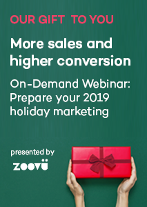On-Demand Webinar: More Sales and Higher Conversions for the Holidays