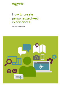 How To Create Personalized Web Experiences
