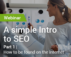 A Simple Introduction to SEO - Part 1: How to be Found on the Internet