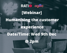 Live Webinar: Humanising the Customer Experience