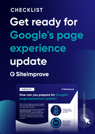 Checklist: How can you prepare for Google's page experience update?