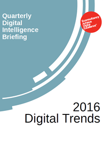 2016 Digital Trends Report