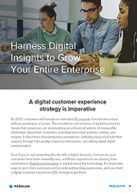 Harness Digital Insights to Grow Your Entire Enterprise
