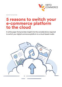 Top Five Benefits of the Cloud for e-commerce