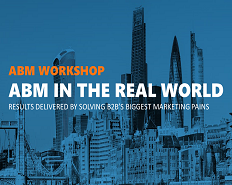 ABM Workshop: ABM in the Real World - London