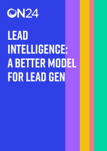 Lead Intelligence: A Better Model for Lead Gen