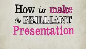 The Four Main Ingredients Of A Good Presentation