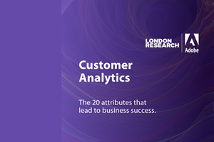 Customer analytics – how to stay ahead in an ultra-connected age